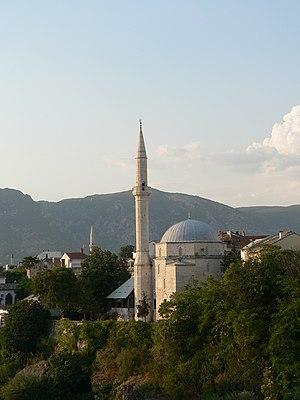 Mehmed Koski pašina džamija, Mostar