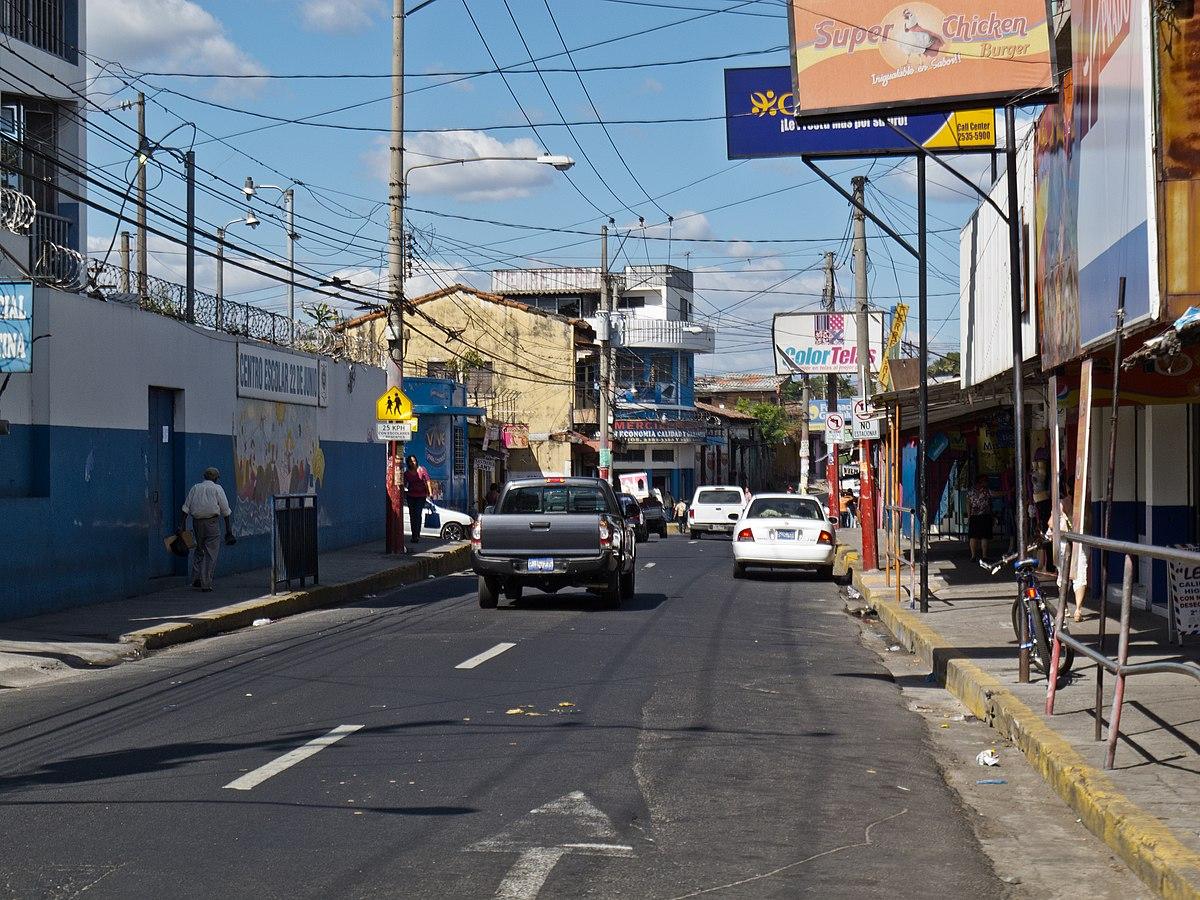 El Salvador Car Rental San Miguel