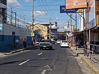 Mejicanos Municipality in San Salvador Department, El Salvador