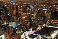Melbourne from above White Night Melbourne (8502177278) (4).jpg