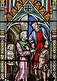 Melton Mowbray, St Mary's church, East window detail (44720653025).jpg