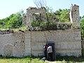 Men Working by War-Ruined Building - Shushi - Nagorno-Karabakh (18961263238).jpg