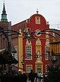 Meppen Gymnasialkirche Advent.JPG