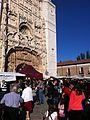 Mercado Castellano de la plaza de San Pablo de la ciudad de Valladolid 4.JPG
