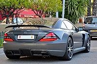 Mercedes Benz Sl Class R230 Wikipedia