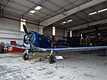 Mesa-Arizona Commemorative Air Force Museum-Douglas SBD Dauntless-(Mechanics Hangar).jpg