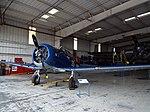 Mesa-Arizona Commemorative Air Force Museum-Douglas SBD Dauntless-(Mechanics Hangar).jpg