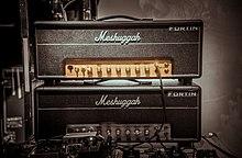 Px Meshuggah Gear Fortin Amp