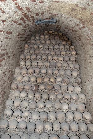 Brno Ossuary - The ossuary