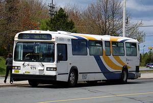 Nova Bus - Image: Metro Transit 979 new livery