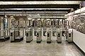 Metro de Paris - Ligne 3 - Salle des billets Gallieni 02.jpg
