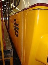 Metrocar 4001, Tyne and Wear Metro depot open day, 8 August 2010 (2).jpg