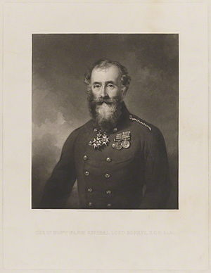 Henry Robinson-Montagu, 6th Baron Rokeby - Image: Mezzotint of 6th Lord Rokeby, by George Zobel after Sir Francis Grant, PRA, published by Henry Graves & Co, 1858