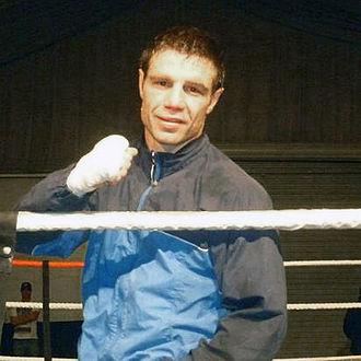 Michael Katsidis - Katsidis in 2011