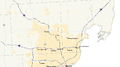 Michigan 150 map.png