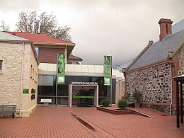 Migration Museum, Adelaide - entrance.JPG