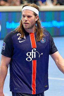 Danish handball player