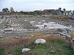 Milète sanctuaire d'Apollon