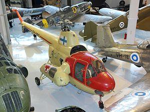 Mil Mi-1 (OH-HRC) Keski-Suomen ilmailumuseo 1.JPG