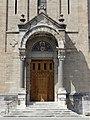 Millau Sacré-Coeur église portail.jpg