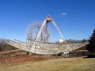 Haystack Observatory - Millstone Hill Radar
