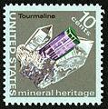 Mineral Heritage Tourmaline 10c 1974 issue U.S. stamp.jpg