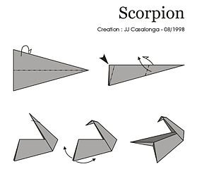 Tremendous File Minimal Origami Scorpion Wikimedia Commons Wiring Digital Resources Timewpwclawcorpcom