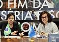 Ministra apresenta Brasil Sem Miséria à representante da Unesco (19398700700).jpg