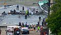 Minneapolis I-35W Bridge Collapse (Freeway Sign-Emergency Workers) (1010623613).jpg