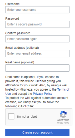 Miraheze signup page form.png