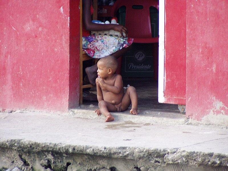 File:Missione del Guaricano-bambino.jpg