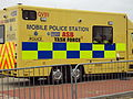 Mobile police station, Southport.JPG