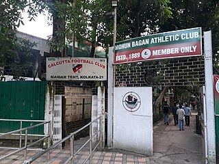 History of Mohun Bagan A.C. History of Mohun Bagan Athletic Club
