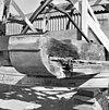 molen de haas, gerepareerde voeghoutkop. - benthuizen - 20030897 - rce