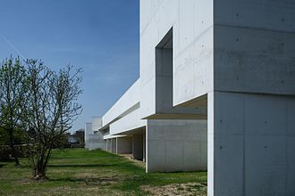 Álvaro Siza Vieira - Image: Monade Museu Nadir Afonso