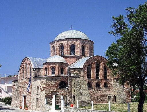 Monastery of Panagia Kosmosotira, Ferres, Evros