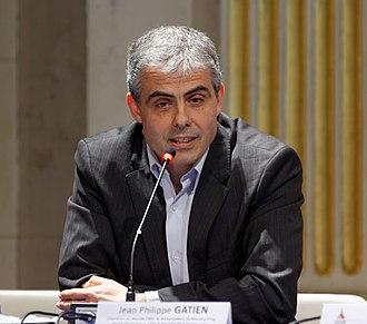 Jean-Philippe Gatien - Mondial Ping 2013