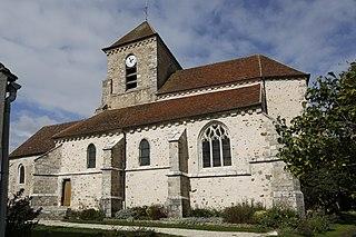 Montceaux-lès-Provins Commune in Île-de-France, France