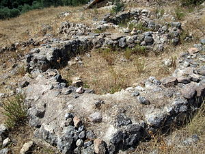 Torrão - The remnants of the pre-historic castros of Torrão