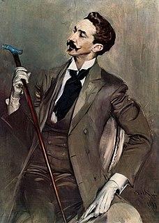 Robert de Montesquiou French aristocrat and writer