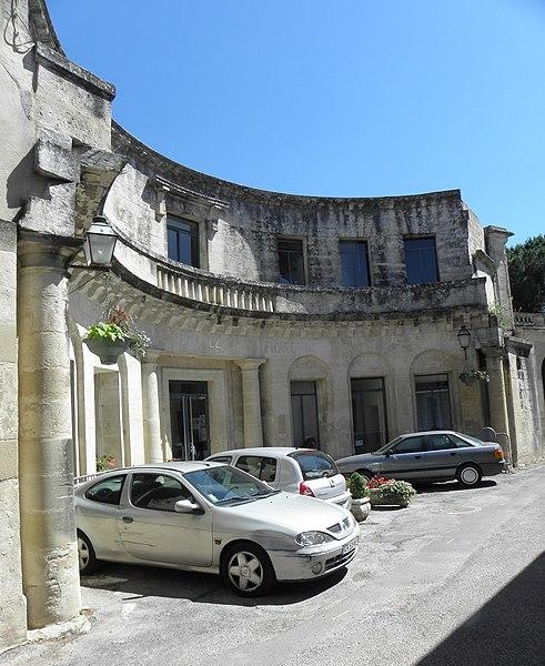 Mairie de Montferrier-sur-Lez (34).