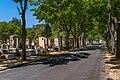 Montparnasse Cemetery 2, Paris August 2013.jpg