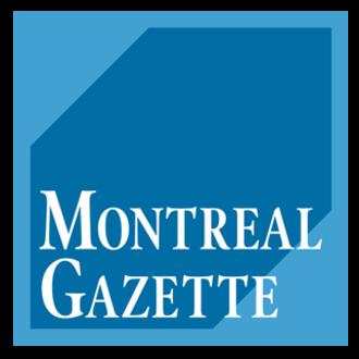 Montreal Gazette - Image: Montreal gazette logo 14