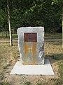 Monument en record de les víctimes de les riuades de 1962 a Sabadell.JPG