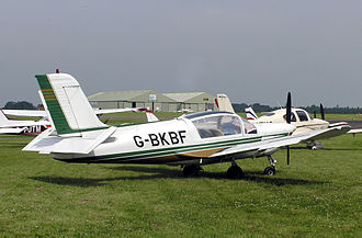 Morane-Saulnier - Morane-Saulnier Rallye Minerva MS.894A, built in 1970