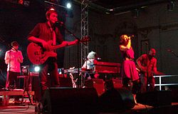 Morcheeba in concerto