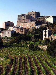 Morsiglia Commune in Corsica, France