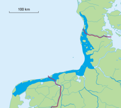 image illustrative de l'article Mer des Wadden