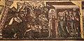 Mosaici del battistero di firenze, storie della genesi 1250-1330 ca., 13-14 arca di noè, attr. ad alesso baldovinetti (1483-99) 01.JPG