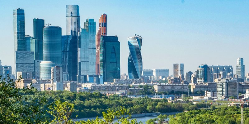 Moscow City2018